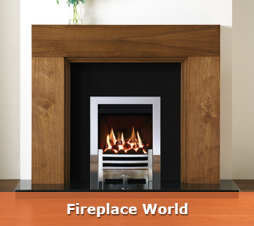 Fireplace World Glasgow - Fireplaces Glasgow Scotland