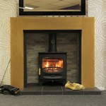Stove Fire Glasgow After Installation by Stove World Glasgow Scotland