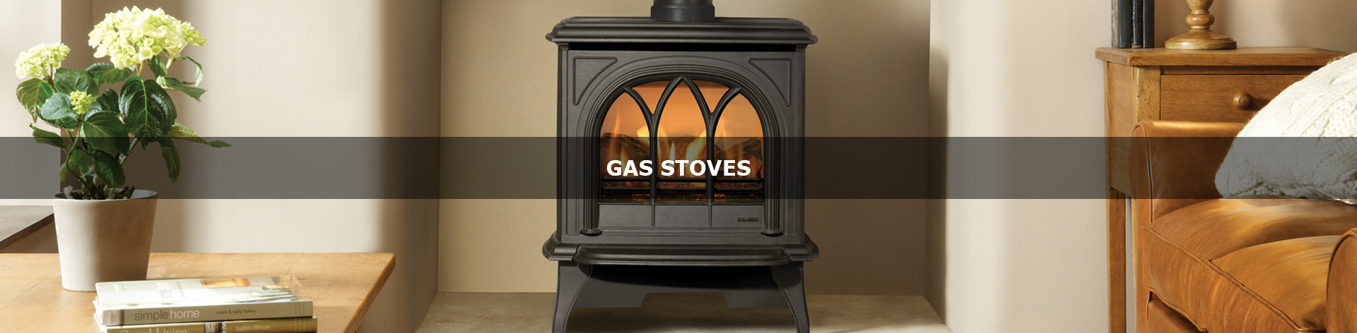 Gas Stoves Glasgow - Stove World Glasgow Scotland