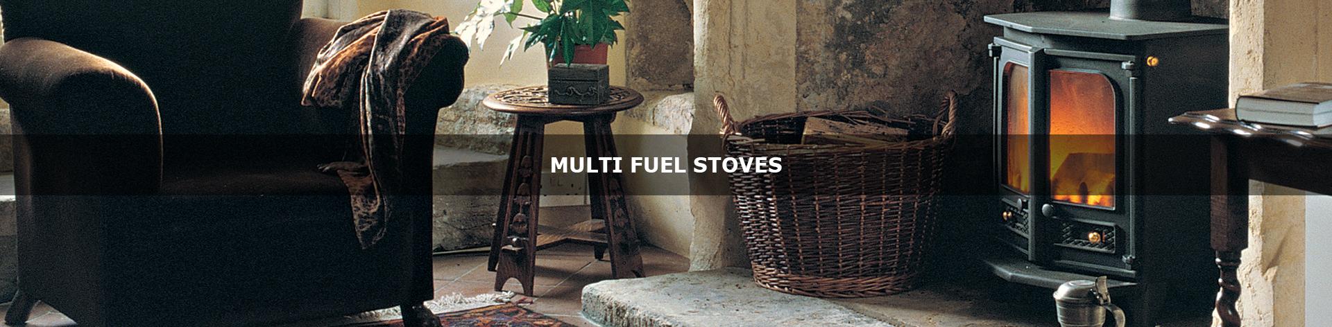 Multi Fuel Stoves Glasgow - Stove World Glasgow Scotland