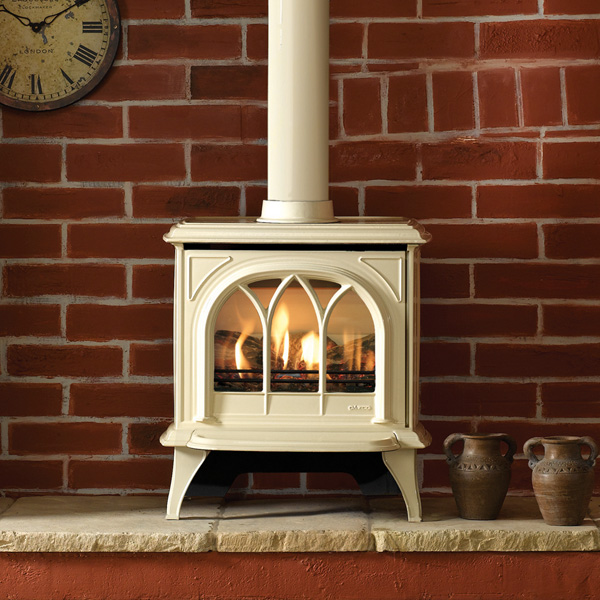 Stove World Product Range - Gas Stoves Glasgow - Gazco Huntington 30