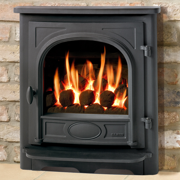 Stove World Product Range - Gas Stoves Glasgow - Inset Gas Stove