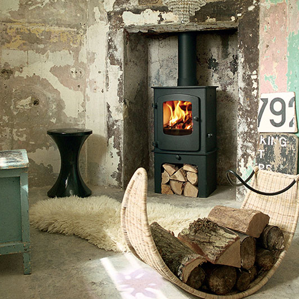 Stove World Product Range - Multi Fuel Stoves Glasgow - Charnwood Cove