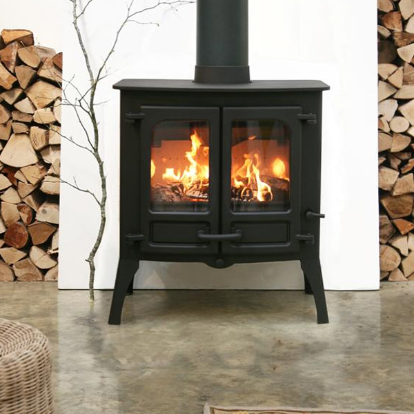 Stove World Product Range - Wood Burning Stoves Glasgow - Charnwood Island 3.
