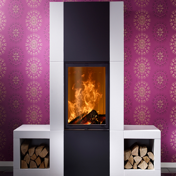 Stove World Product Range - Wood Burning Stoves Glasgow - Contura 21S
