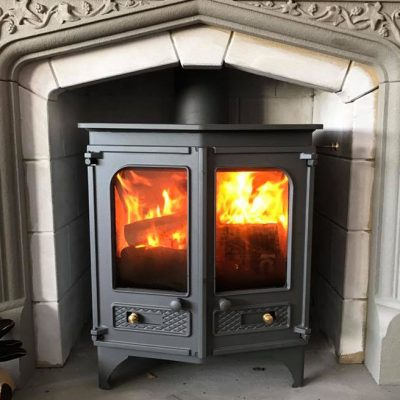 Charnwood Country 6 Stove Glasgow - Stove World 3