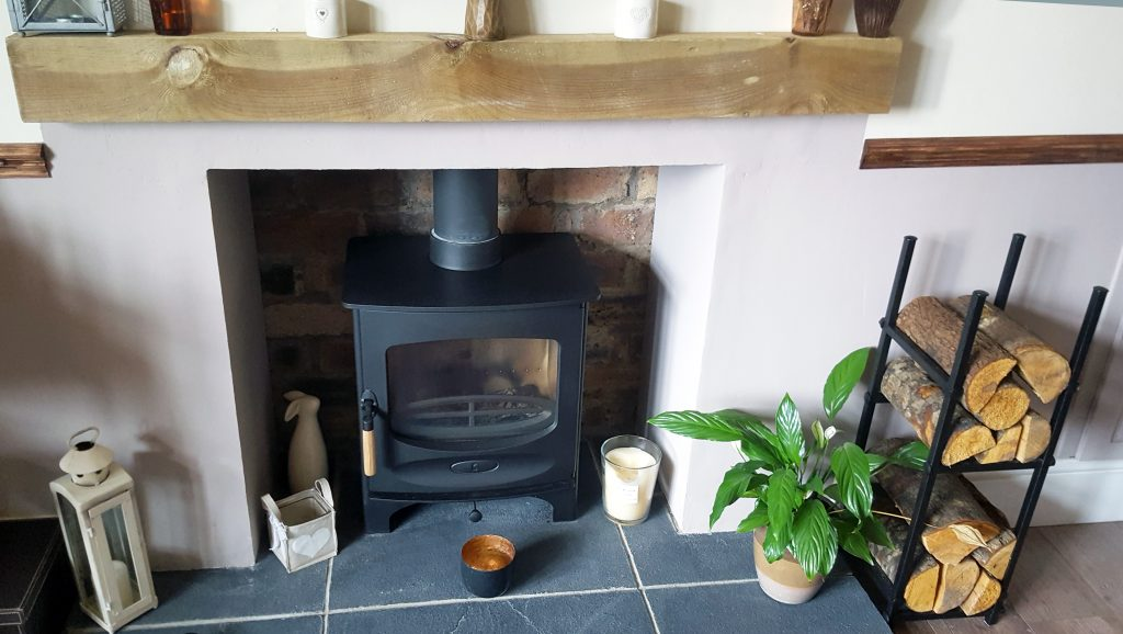 Stove World Glasgow Customer Fireplace Installations - Stoves Glasgow Cambuslang 1