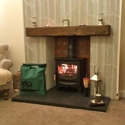 Stove World Glasgow Customer Stove Installations -Stove Installation Glasgow Crookston