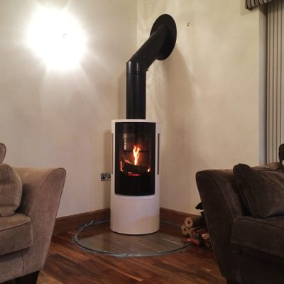 Stove World Glasgow Customer Stove Installations - Stoves East Kilbride Glasgow