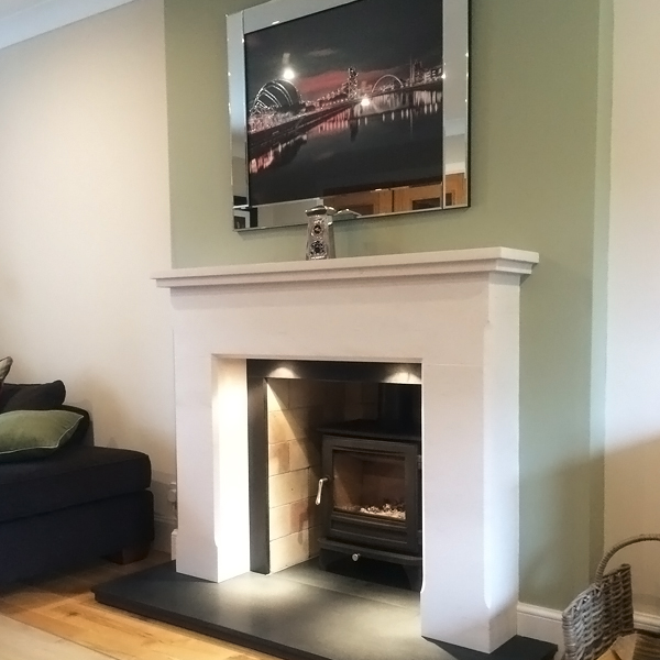 Stove World Glasgow Customer Stove Installations Stoves Lesmahagow Glasgow 1