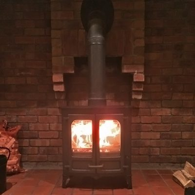 Stove World Glasgow Customer Stove Installations - Stoves Newton Mearns Glasgow