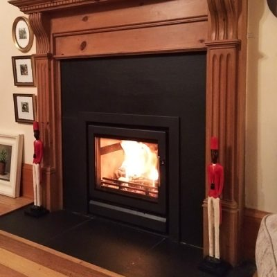 Stove World Glasgow Customer Stove Installations - Stoves Strathaven Glasgow 1