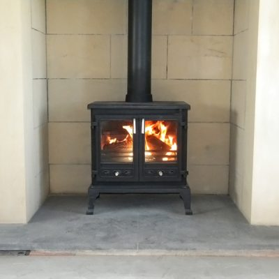 Stove World Glasgow Customer Stove Installations - Stoves Strathaven Glasgow 4