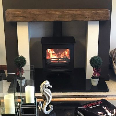 Stove World Glasgow Customer Stove Installations - Wood Burning Stove Hamilton