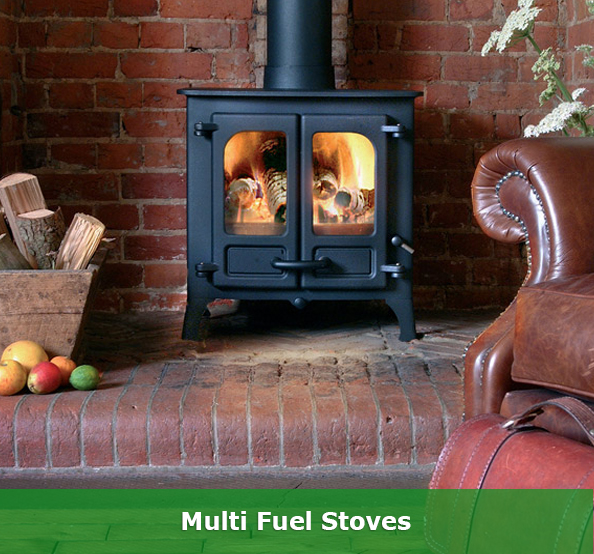 Multi Fuel Stove Glasgow Charnwood Glasgow Island I - Stove World Glasgow Scotland