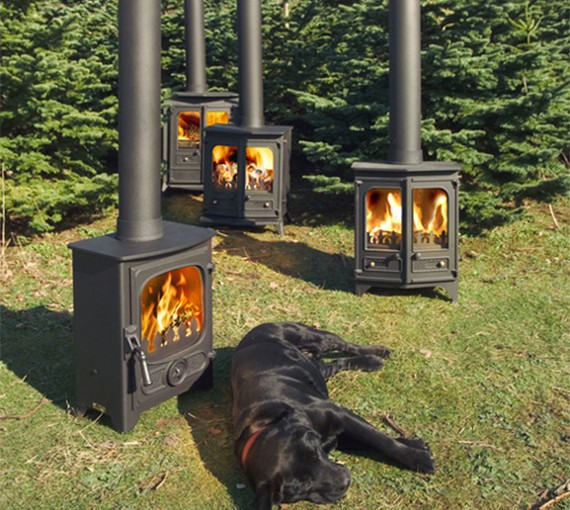Stove World Glasgow Charnwood Stoves Scotland