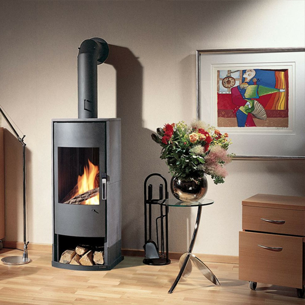 Stove World Product Range - Gas Stoves Glasgow - Faber Contemportry Gas Stove