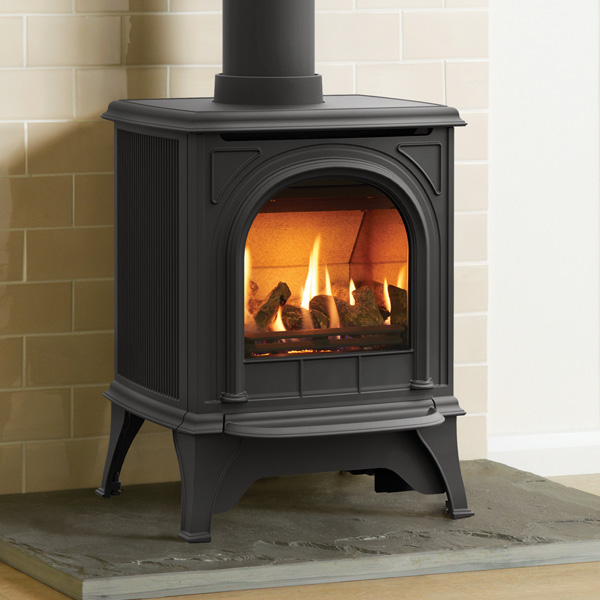 Stove World Product Range - Gas Stoves Glasgow - Gazco Huntington 20