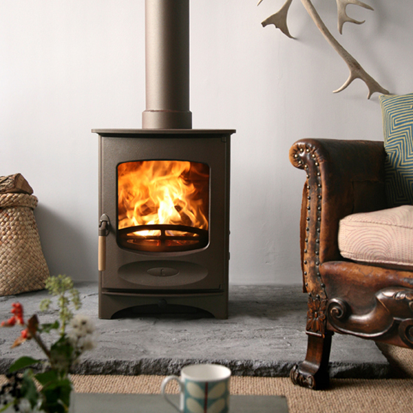 Stove World Product Range - Multi Fuel Stoves Glasgow - Charnwood C4