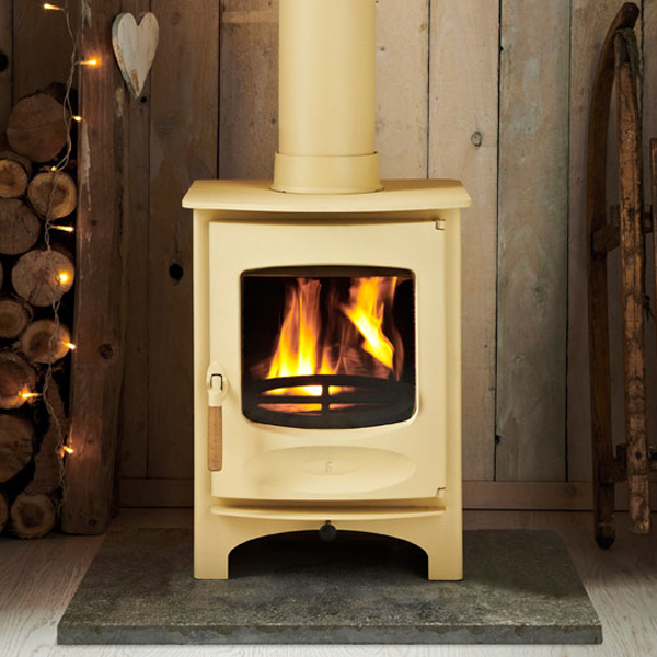 Stove World Product Range - Multi Fuel Stoves Glasgow - Charnwood C6
