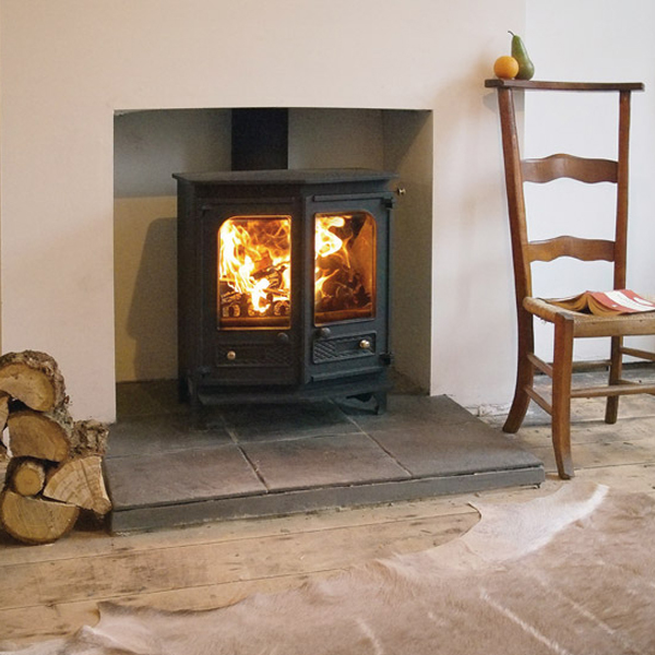 Stove World Product Range - Multi Fuel Stoves Glasgow - Charnwood Country 6