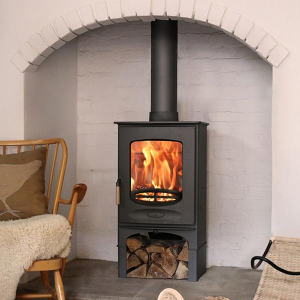 Stove World Product Range - Wood Burning Stoves Glasgow - Charnwood C8