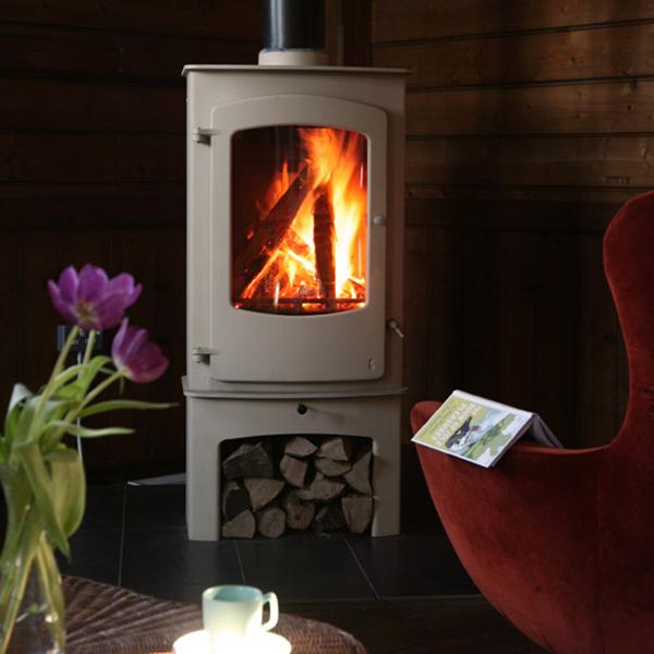 Stove World Product Range - Wood Burning Stoves Glasgow - Charnwood Cove 3