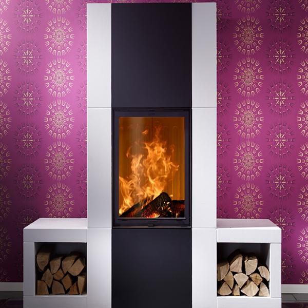 Stove World Product Range - Wood Burning Stoves Glasgow - Contura 21S