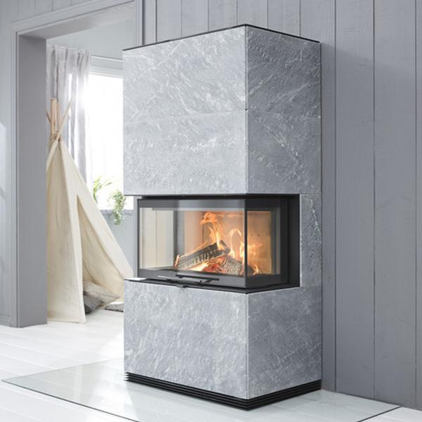 Stove World Product Range - Wood Burning Stoves Glasgow - Contura I 51 T.