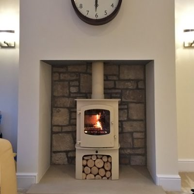 Stove World Glasgow Customer Stove Installations - Stove Installation Glasgow 6