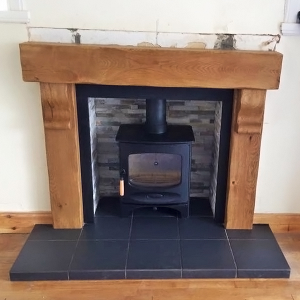 Stove World Glasgow Customer Stove Installations -Stove Installation Glasgow Burnside