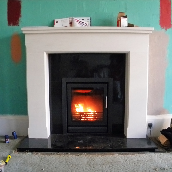 Stove World Glasgow Customer Stove Installations -Stove Installation Glasgow Cambuslang