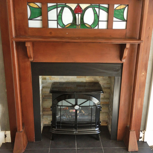Stove World Glasgow Customer Stove Installations -Stove Installation Glasgow Lennox Town