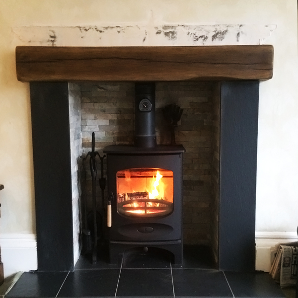 Stove World Glasgow Customer Stove Installations -Stove Installation Glasgow