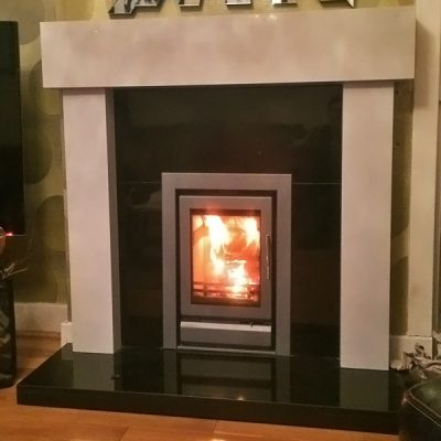 Stove World Glasgow Customer Stove Installations - Stoves Newton Mearns Glasgow 1
