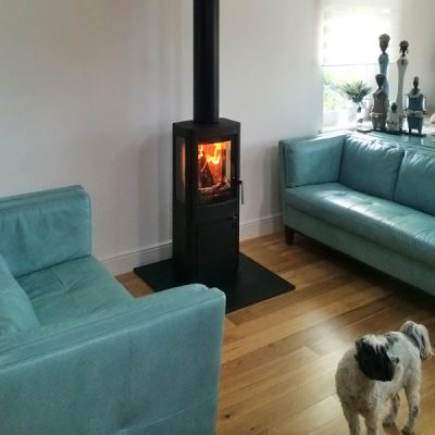 Stove World Glasgow Customer Stove Installations - Stoves Strathaven Glasgow 2