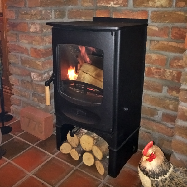 Stove World Glasgow Customer Stove Installations - Stoves Strathaven Glasgow 5
