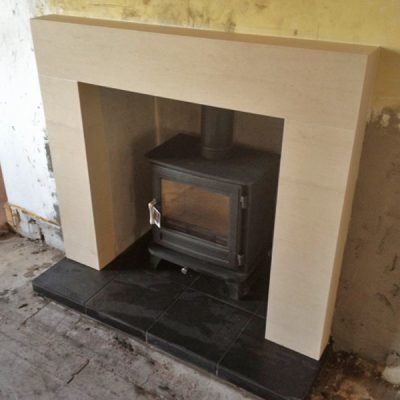 Stove World Glasgow Customer Stove Installations - Stoves Wishaw