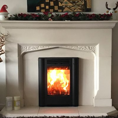 Stove World Glasgow Customer Stove Installations - Contura Stoves Motherwell