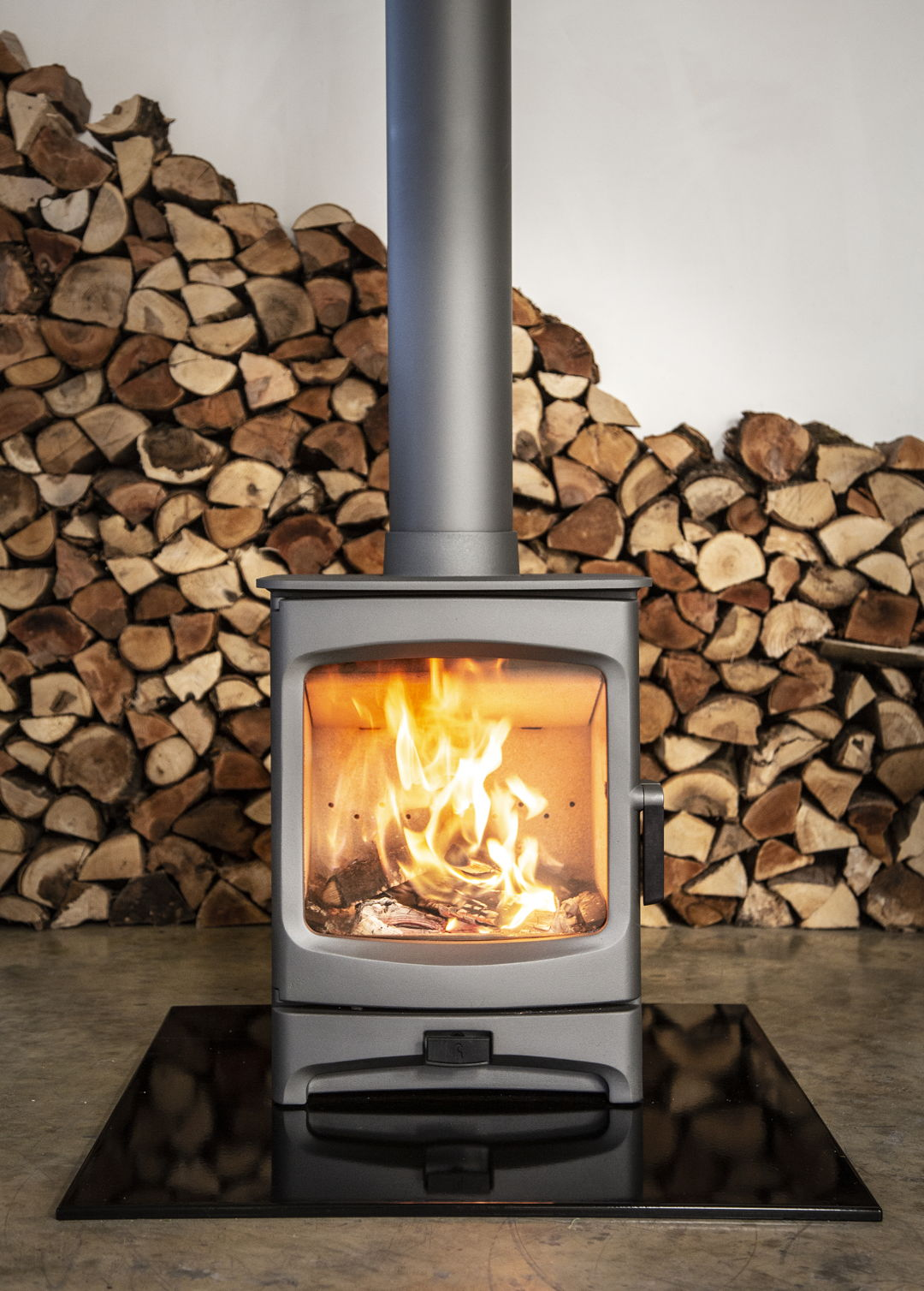 Charnwood Aire Glasgow Fireplace World Scotland Stove